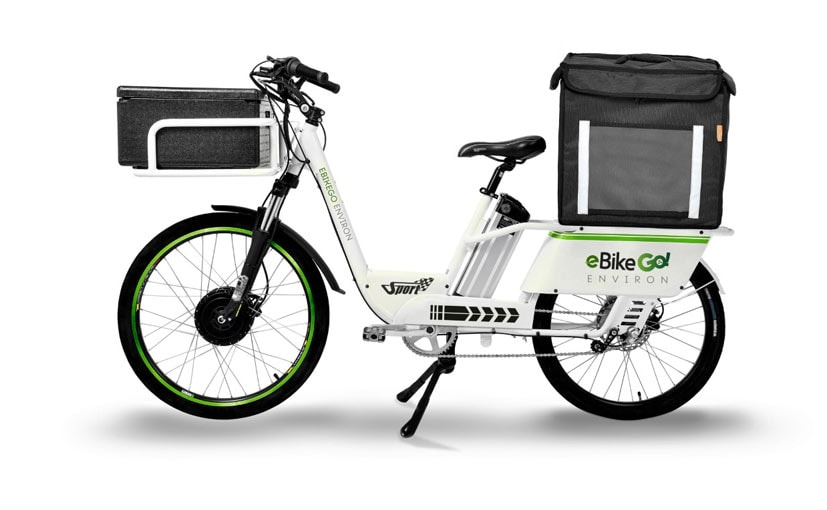eBikeGo Introduces Cost-Effective Electric Bicycles For Delivery Executives