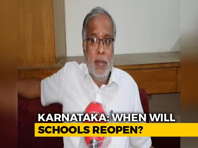 Video : Karnataka Government Seeks Parents, Teachers' Opinion On Reopening Schools