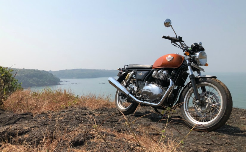 World Motorcycle Day 2020 Royal Enfield Goa
