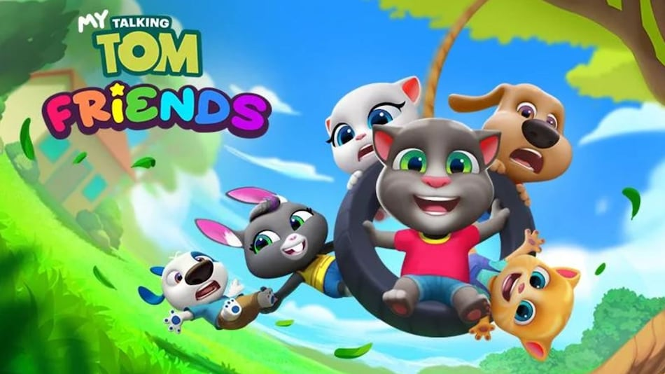 My Talking Tom Friends वर्चुअल पेट गेम हुआ लॉन्च, Android और iOS पर उपलब्ध