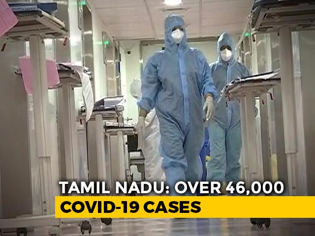 Video : Tamil Nadu Sees Highest Number Of Coronavirus Deaths In A Day