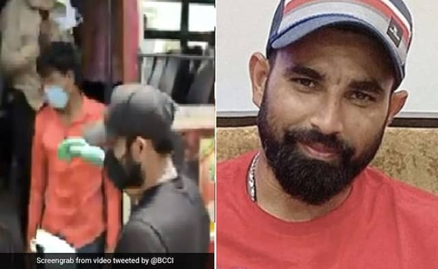 Mohammed Shami Distributes Food And Masks To Migrants Watch Video