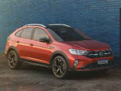 Volkswagen Nivus Coupe SUV Revealed For Brazil