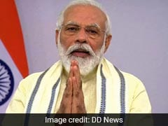 PM Modi Pays Tributes To Syama Prasad Mookerjee On His Birth Anniversary