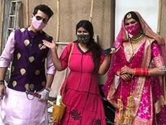 Inside <i>Sasural Simar Ka</i> Actor Manish Raisinghan And Sangeita Chauhan's Lockdown Wedding