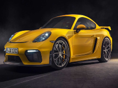 2021 Porsche 718 Range Updated With New Features And PDK Gearbox