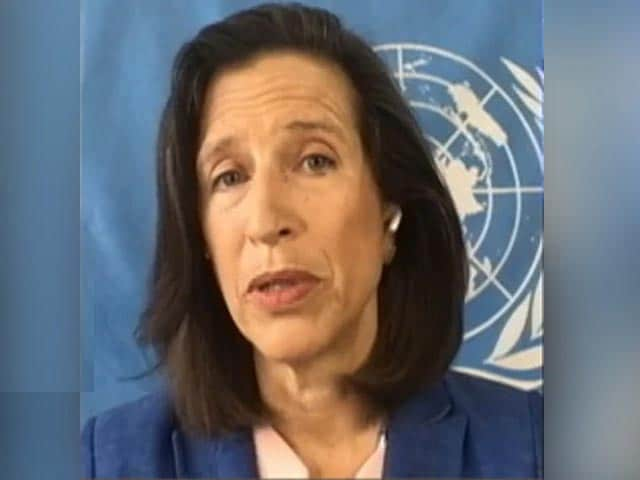 Video : We Are Concerned About All People On The Move: Melissa Fleming, United Nations