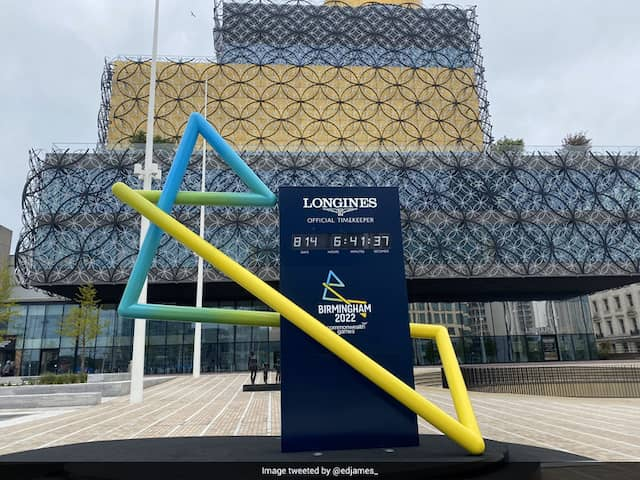 Athletes Can Take A Knee At Commonwealth Games In Birmingham, Says Chief