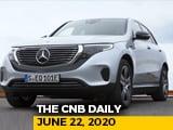 Video : Petrol, Diesel Hike, Mercedes-Benz EQC, Discounts On BS6 Honda Cars