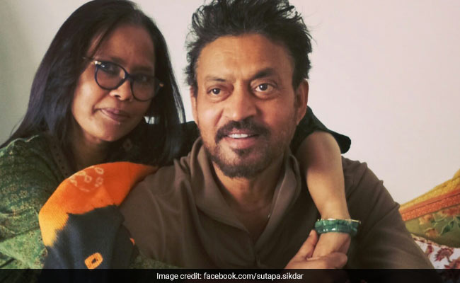 Irrfan Khan's Wife Sutapa Sikdar's Emotional Note For The Actor: 'The Lotuses Remember You'