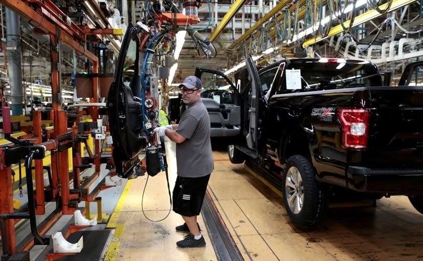 Ford and other Detroit automakers resumed production in the United States on May 18