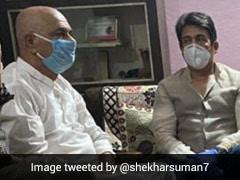 शेखर सुमन सुशांत सिंह राजपूत के परिवार से मिलने पहुंचे पटना, बयां किया पिता का दर्द, कहा- वह गहरे सदमे में...