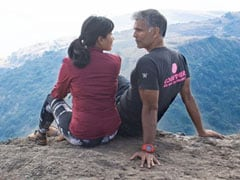 Milind Soman, Who Is Missing Travelling, Shares A Throwback Pic With Wife Ankita Konwar