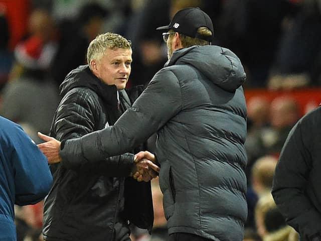 Ole Gunnar Solskjaer Congratulates Liverpool On Premier League Title