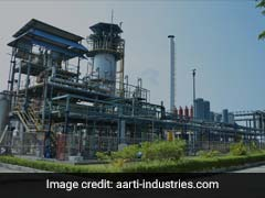 Aarti Industries Falls On Early Termination Of Contract From Agrochemical Major
