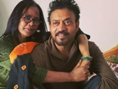 """Irrfan Khan's Wife Sutapa Sikdar's Emotional Note For The Actor: """"The Lotuses Remember You"""""""