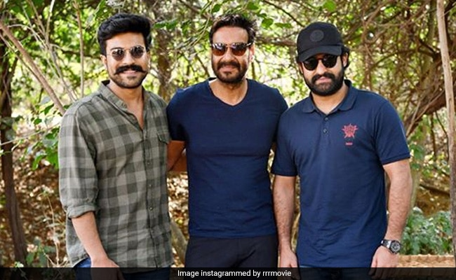 More About Ajay Devgn's Role In Ram Charan And Jr NTR's RRR