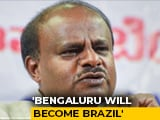 "Video : ""Bengaluru Will Become Brazil"": HD Kumaraswamy Calls For 20-Day Lockdown"