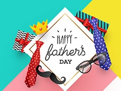 Father's Day 2020: Gifts And Card Ideas To Celebrate Father's Day