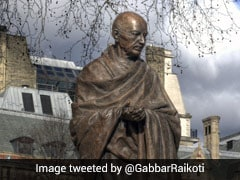 Mahatma Gandhi, Nelson Mandela's Statues In London Boarded Up Ahead Of Protests