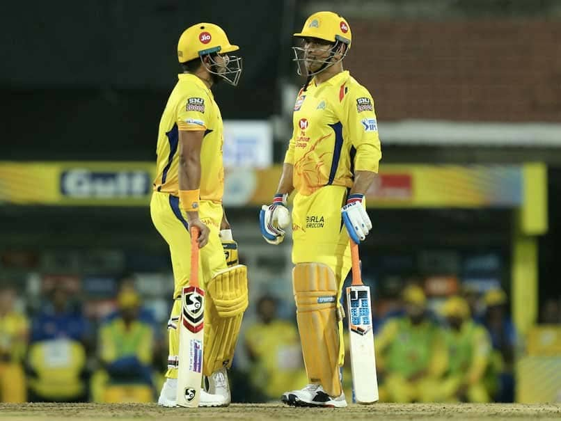"MS Dhonis ""Preparations Were Different This Time"", Says CSK Teammate Suresh Raina"