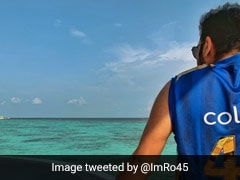 Rohit Sharma's Special Message For Fans On World Oceans Day