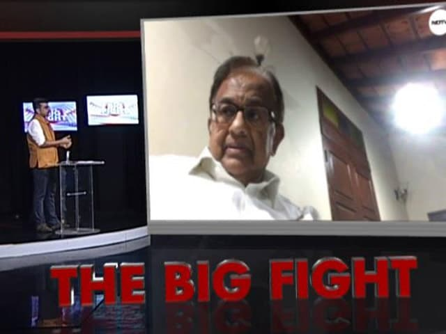 Video : Is Self-reliance A Code Word to Hide Something: P Chidambaram