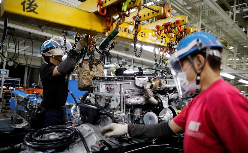 Japan's Factory, Retail Sectors Slump As Pandemic Hits Auto Sector