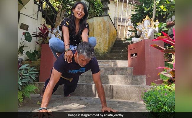 Ankita Konwar 'Loves' This Version Of Husband Milind Soman. So Do We