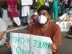 Doctors On Strike At Hyderabad Hospital After Patients Attendants Attack