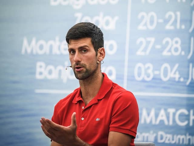 Novak Djokovic Says Players May Skip US Open And Start On Clay