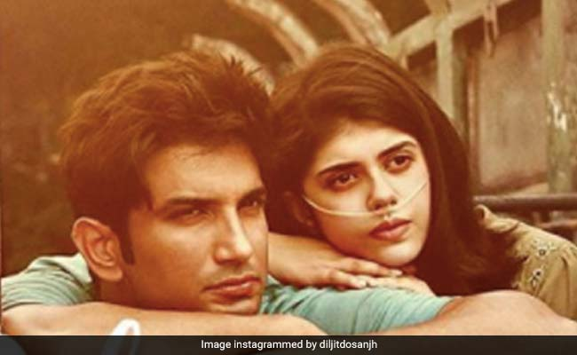सुशांत सिंह राजपूत की आखिरी फिल्म 'दिल बेचारा' की एक्ट्रेस से पुलिस ने की पूछताछ