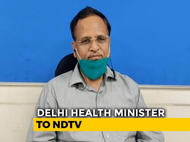 Video : Protested Decision To Land Planes From Abroad In Delhi, Mumbai: Minister