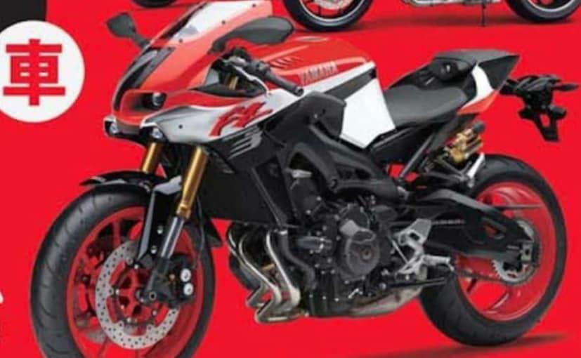 Yamaha May Be Working On New Bike Based On MT-09