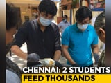 Video: Brothers Return From Ireland, Help 13,000 With Food, Ration In Chennai Amid Lockdown