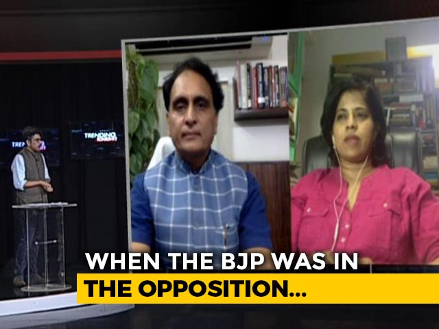 Video : Decoding BJP's China Statements: Then And Now