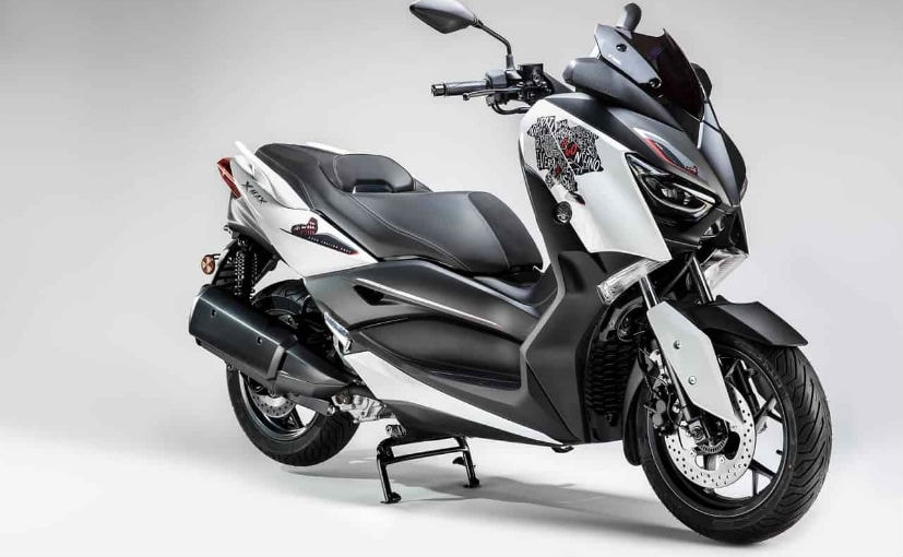 The Yamaha XMax 300 Roma Edition is restricted to just 130 units