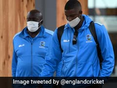 "West Indies Arrive In England For Test Series, Jason Holder Calls It A ""Huge Step Forward"""