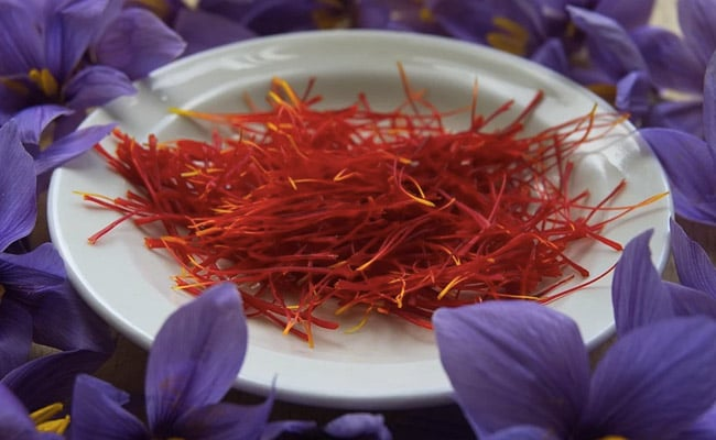 Kashmir Saffron Gets Geographical Indication Tag