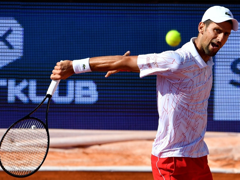 """Novak Djokovic """"Deeply Sorry"""", Says Organisers """"Were Wrong"""" To Host Event"""