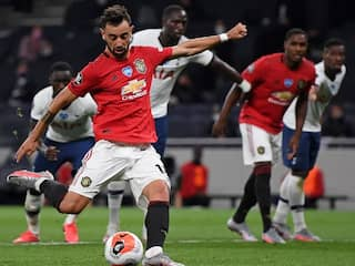 Premier League: Bruno Fernandes Penalty Earns Manchester United Draw Against Tottenham