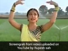 Bhojpuri Song: आम्रपाली दुबे ने 'नई झुलनी के छैया' गाने से यूं मचाया धमाल, बार-बार देखा जा रहा Video