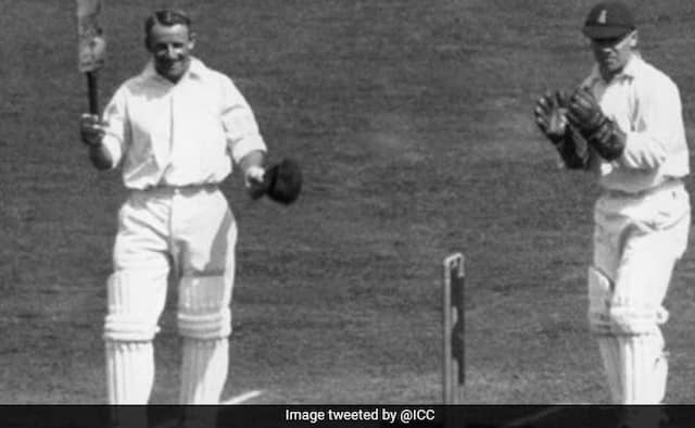 Sir Don Bradman this 90 year old record is still intact. on day of Today he did that in 1930