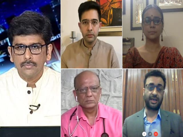 Video : Is There A Covid-19 Management Crisis In Delhi?