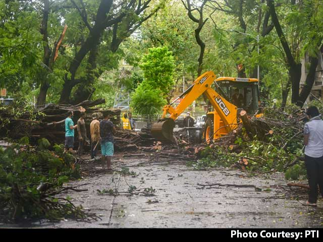 Video : Mumbai Safe, No Damage To COVID Quarantine Centres: Civic Official On Cyclone