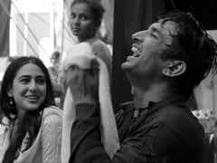 Sushant Singh Rajput's Co-Star Sara Ali Khan Shares <i>Kedarnath</i> Memory. No Caption Needed