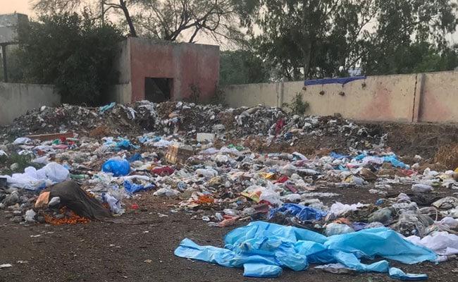 Coronavirus Safety Gear Dumped At Delhi Crematorium, Poses Serious Risk