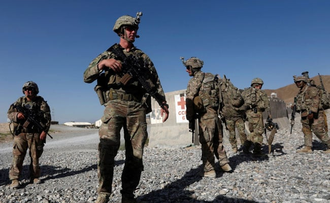 US Troop Levels Cut To 2,500 Each In Afghanistan, Iraq