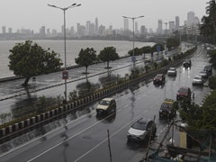 Heavy Showers Take Break But Moderate Rains Continue In Mumbai