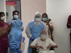 """COVID Is Not The End Of Life"": At 97, Tamil Nadu Man Beats Coronavirus"